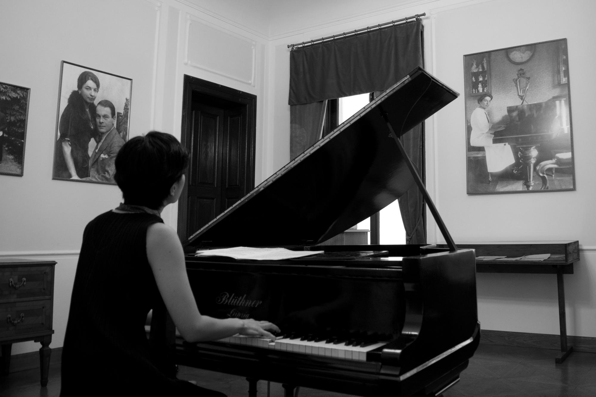 YOKO NISHII   pijanistica